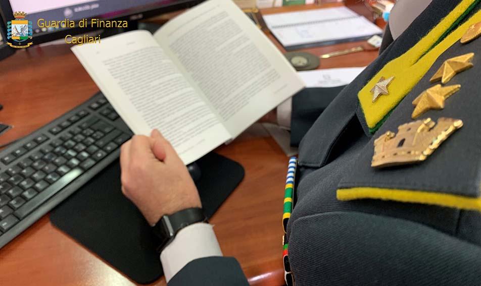 4 mln di euro di evasioni fiscali scoperte dalla Guardia di Finanza di Cagliari