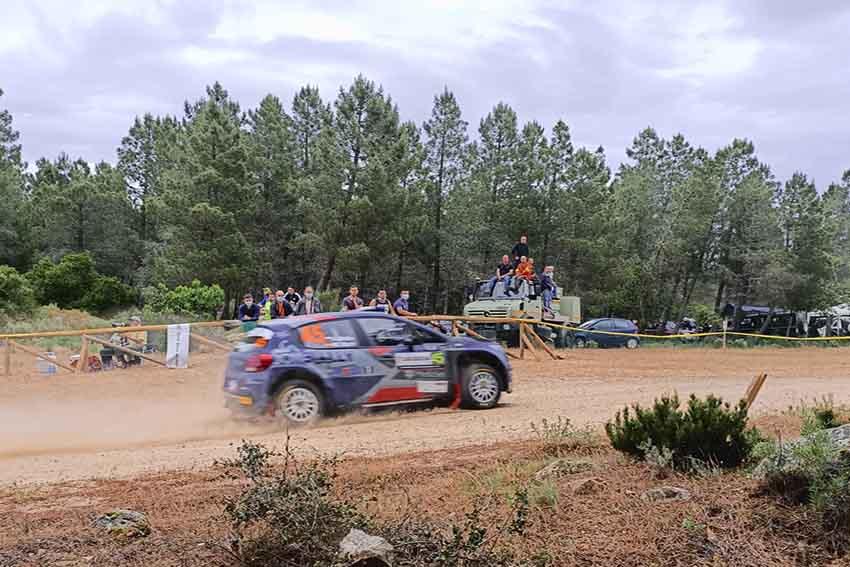 Il Rally Italia Sardegna in Gallura e Monte Acuto