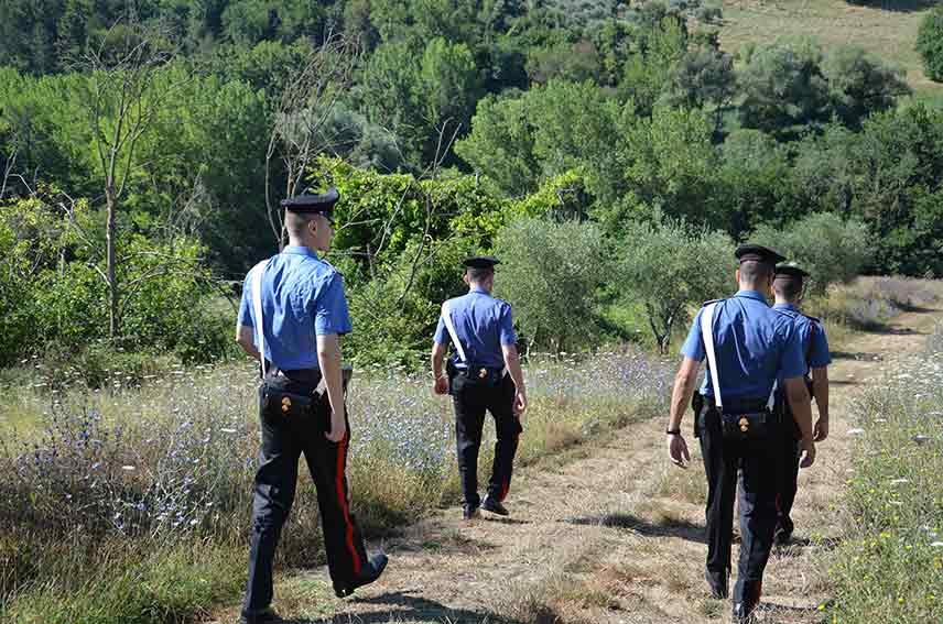 Carabinieri a Sestu arresto 46enne di San Sperate