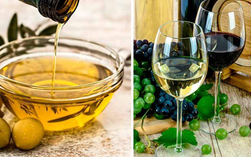 Olio e vino Patto associativo siglato a Monti